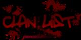 CLANLIST